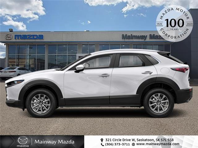 2021 Mazda CX-30 GS (Stk: M21008) in Saskatoon - Image 1 of 1
