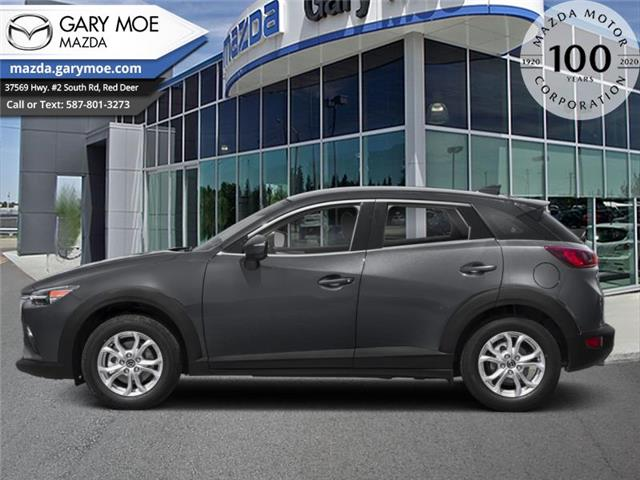 2020 Mazda CX-3 GS (Stk: 0C33334) in Red Deer - Image 1 of 1