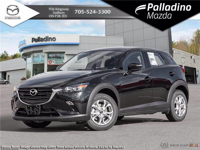 2021 Mazda CX-3 GS (Stk: 7872) in Greater Sudbury - Image 1 of 23