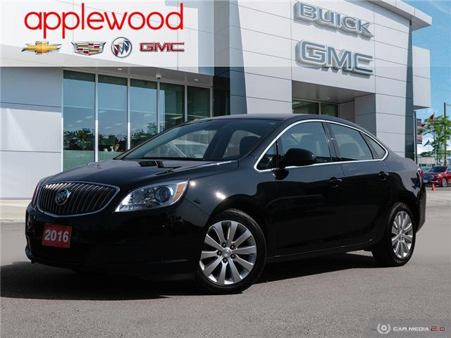 2016 Buick Verano Base (Stk: 172555TN) in Mississauga - Image 1 of 27