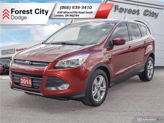 2014 Ford Escape SE (Stk: DT0052A) in Sudbury - Image 1 of 15