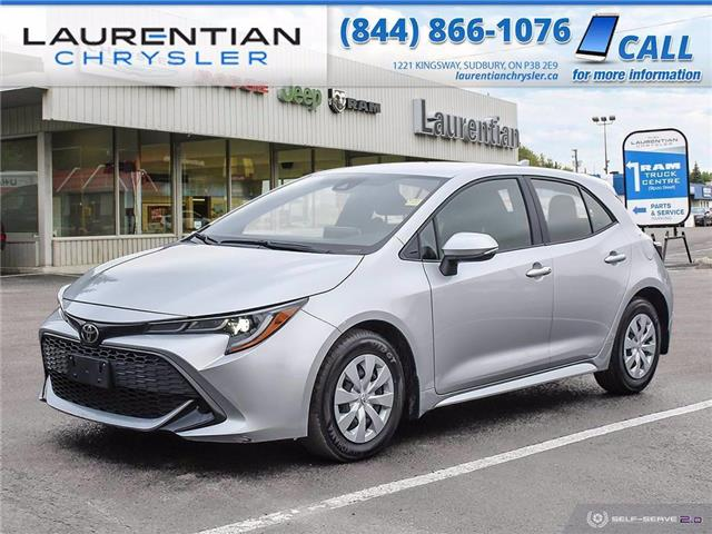 2019 Toyota Corolla Hatchback Base (Stk: BC0053) in Sudbury - Image 1 of 25