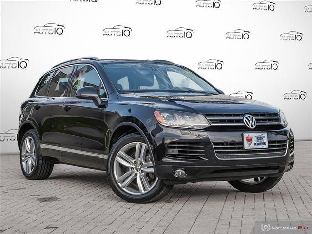 2014 Volkswagen Touareg  (Stk: U0454A) in Barrie - Image 1 of 27