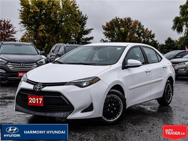 2017 Toyota Corolla LE (Stk: P795A) in Rockland - Image 1 of 26