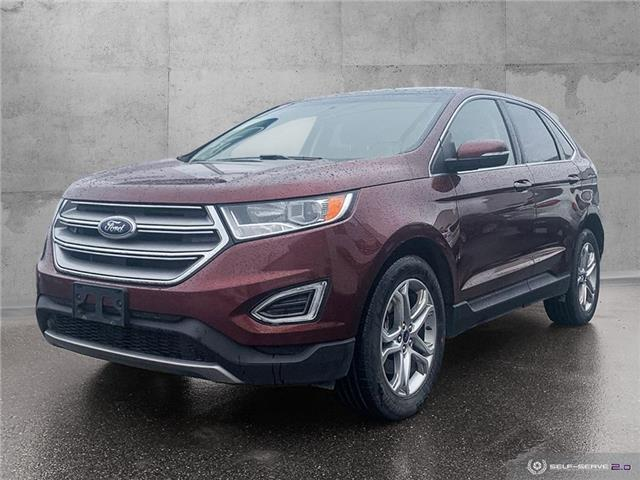 2016 Ford Edge Titanium (Stk: 20T177A) in Quesnel - Image 1 of 25