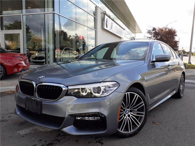 2017 BMW 530i xDrive (Stk: P9599) in Gloucester - Image 1 of 26