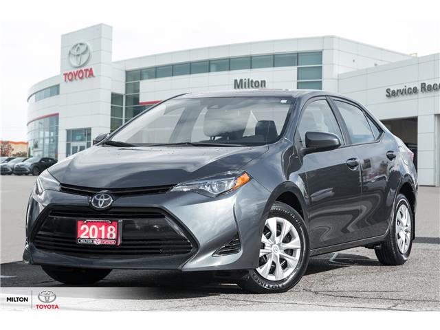 2018 Toyota Corolla CE (Stk: 015930) in Milton - Image 1 of 20