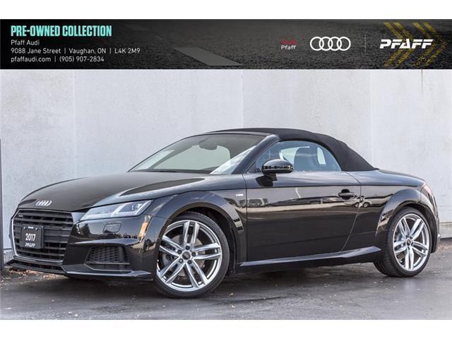 2017 Audi TT
