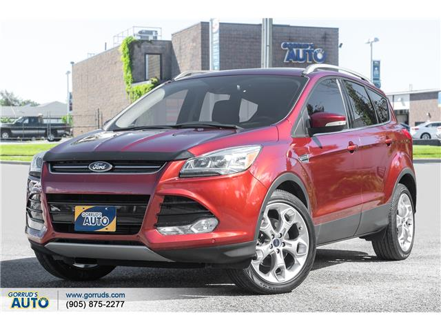 2016 Ford Escape Titanium (Stk: A55966) in Milton - Image 1 of 21