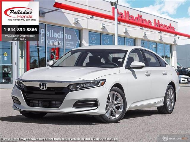 2020 Honda Accord LX 1.5T (Stk: 22735) in Greater Sudbury - Image 1 of 23