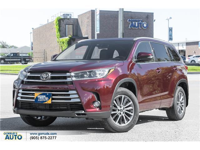 2018 Toyota Highlander XLE (Stk: 872291) in Milton - Image 1 of 22