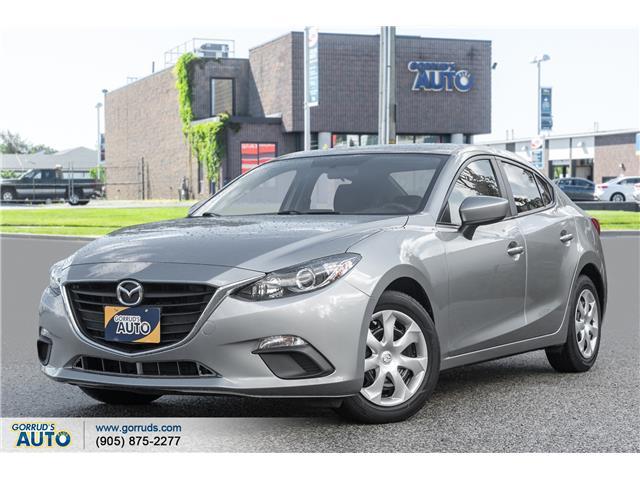 2016 Mazda Mazda3 GX (Stk: 278356) in Milton - Image 1 of 18
