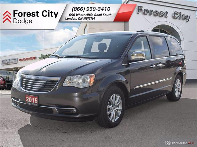2015 Chrysler Town & Country Limited (Stk: DW0110) in London - Image 1 of 15
