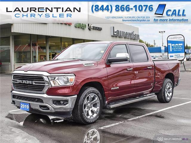 2019 RAM 1500 Big Horn (Stk: 20472A) in Sudbury - Image 1 of 26