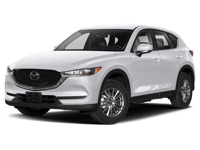 2021 Mazda CX-5 GS (Stk: N6141) in Calgary - Image 1 of 9