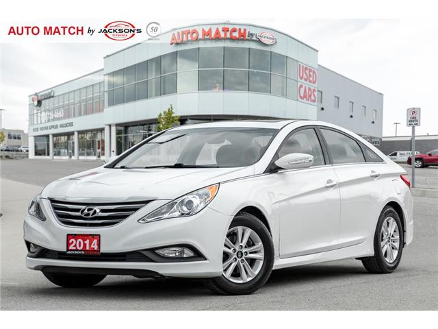 2014 Hyundai Sonata  (Stk: U1703) in Barrie - Image 1 of 19