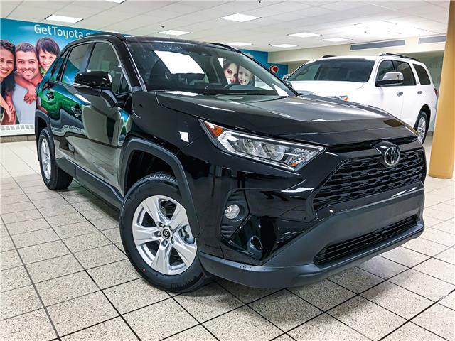 2021 Toyota RAV4 XLE (Stk: 210102) in Calgary - Image 1 of 18