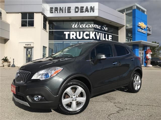 2016 Buick Encore Convenience KL4CJFSBXGB539374 15453A in Alliston
