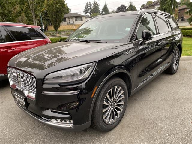 2020 Lincoln Aviator Reserve (Stk: 206420) in Vancouver - Image 1 of 8