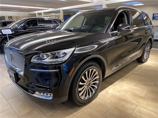 2020 Lincoln Aviator Reserve (Stk: 206242) in Vancouver - Image 1 of 8