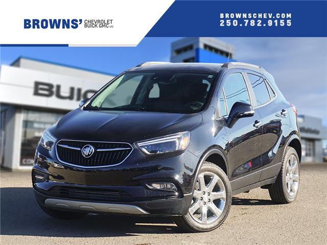 2018 Buick Encore Premium (Stk: 4481A) in Dawson Creek - Image 1 of 15