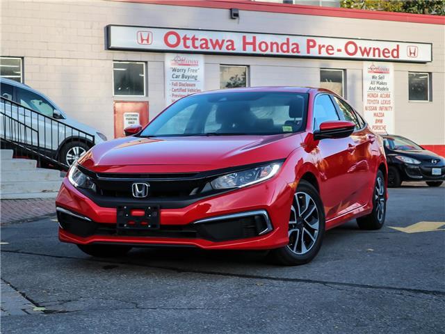 2019 Honda Civic LX (Stk: 334721) in Ottawa - Image 1 of 26