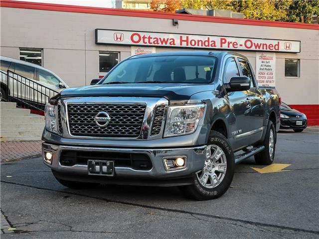 2018 Nissan Titan  (Stk: 329021) in Ottawa - Image 1 of 26