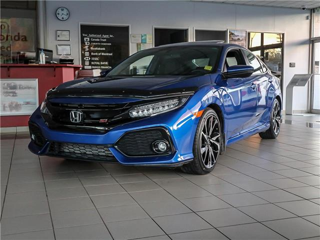 2018 Honda Civic Si (Stk: H84800) in Ottawa - Image 1 of 25