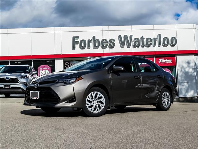 Used 2018 Toyota Corolla  INCOMING TRADE  - Waterloo - Forbes Waterloo Toyota