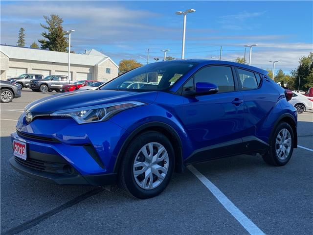 2019 Toyota C-HR Base (Stk: W5131) in Cobourg - Image 1 of 23
