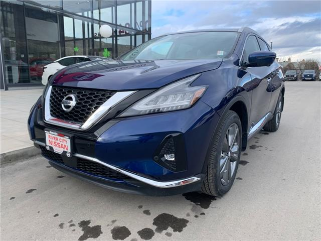 2020 Nissan Murano Platinum (Stk: T20287) in Kamloops - Image 1 of 27