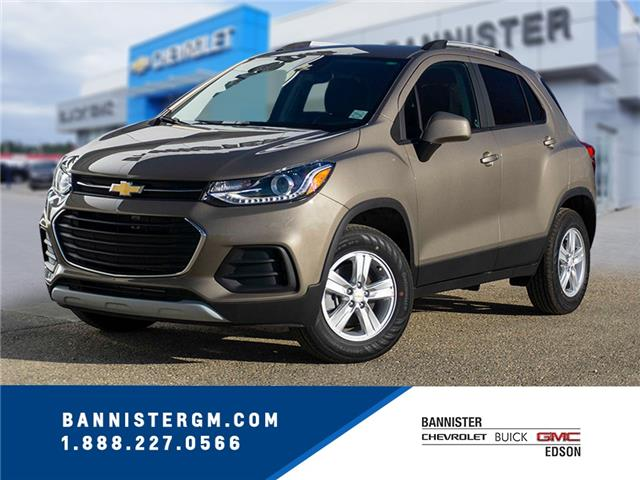 2021 Chevrolet Trax LT (Stk: 21-004) in Edson - Image 1 of 16