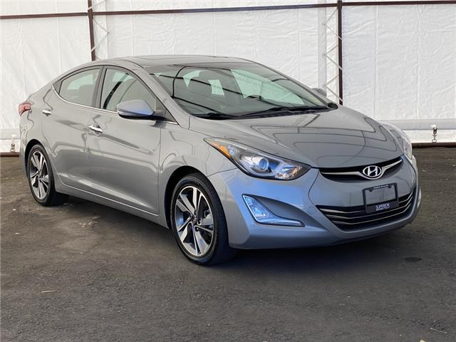 2015 Hyundai Elantra Limited (Stk: 17036BZ) in Thunder Bay - Image 1 of 18
