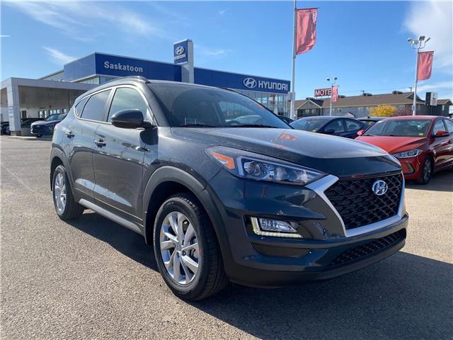 2021 Hyundai Tucson Preferred w/Sun & Leather Package (Stk: 50046) in Saskatoon - Image 1 of 14