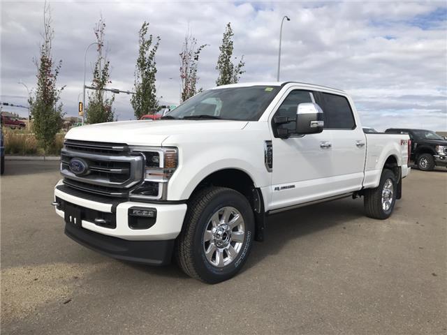 2020 Ford F-350 Platinum (Stk: LSD245) in Ft. Saskatchewan - Image 1 of 23