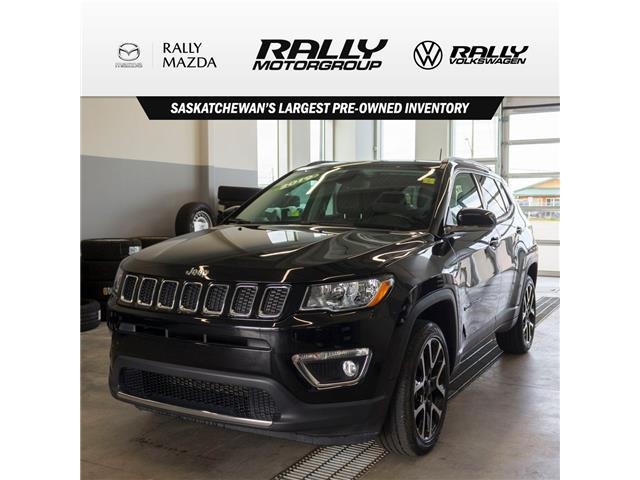 2019 Jeep Compass Limited (Stk: V1332) in Prince Albert - Image 1 of 15