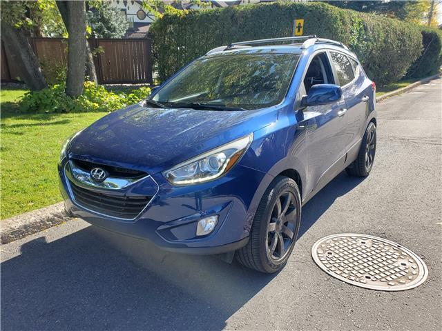 2014 Hyundai Tucson GLS (Stk: EU849588) in Montréal - Image 1 of 15