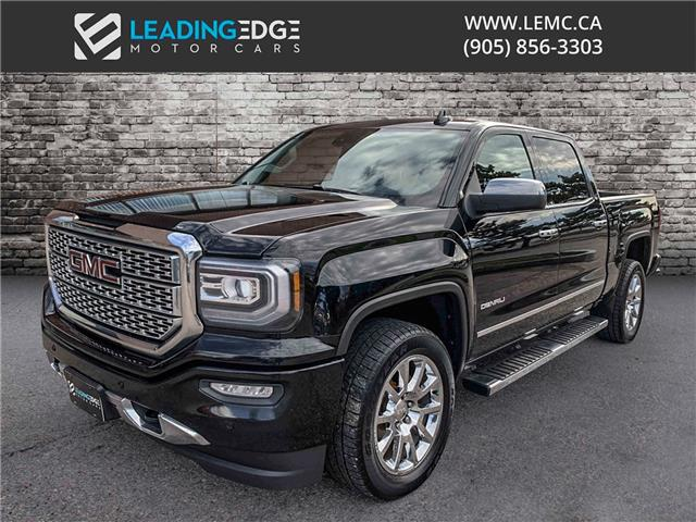 2017 GMC Sierra 1500 Denali (Stk: 18157) in Woodbridge - Image 1 of 17