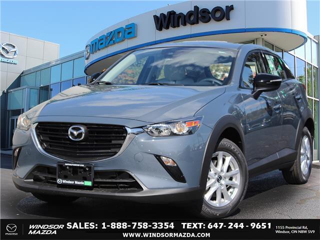 2021 Mazda CX-3 GS (Stk: C30651) in Windsor - Image 1 of 15