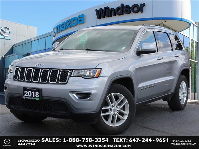 2018 Jeep Grand Cherokee Laredo (Stk: PR4149) in Windsor - Image 1 of 24