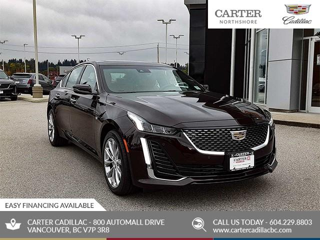 2020 Cadillac CT5 Premium Luxury (Stk: D18450) in North Vancouver - Image 1 of 21