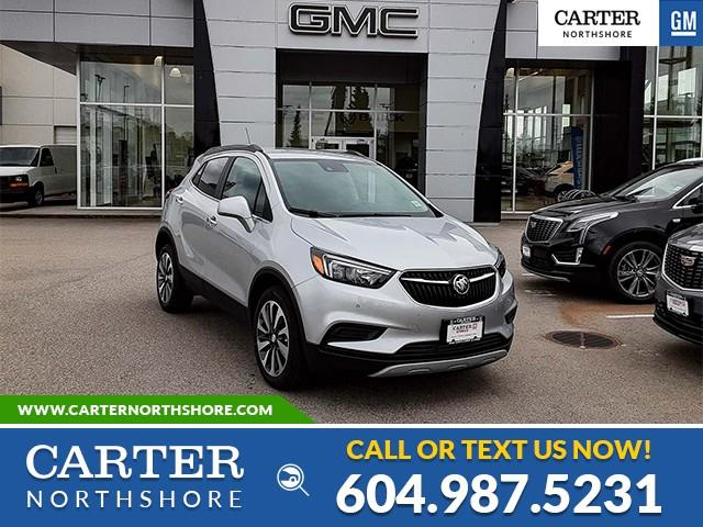2021 Buick Encore Preferred (Stk: 1K25260) in North Vancouver - Image 1 of 10