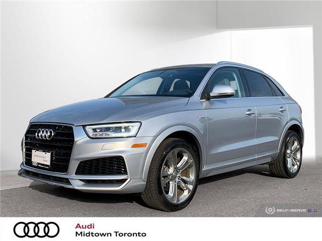2018 Audi Q3 2.0T Technik (Stk: P8363) in Toronto - Image 1 of 25