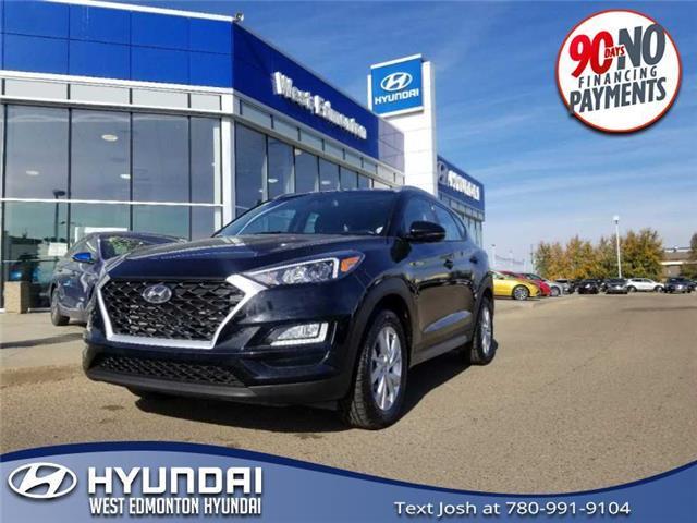 2019 Hyundai Tucson Preferred (Stk: P1323) in Edmonton - Image 1 of 21