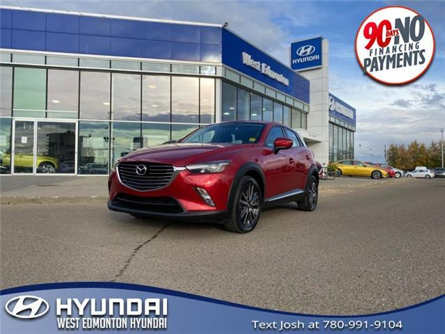 2016 Mazda CX-3 GT (Stk: 16707A) in Edmonton - Image 1 of 20