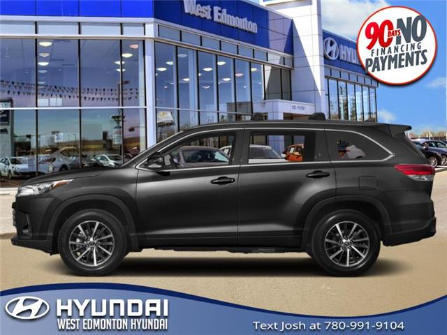 2019 Toyota Highlander  (Stk: E5282) in Edmonton - Image 1 of 1