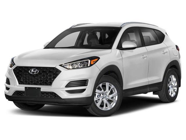 2021 Hyundai Tucson Preferred w/Sun & Leather Package (Stk: N22670) in Toronto - Image 1 of 9