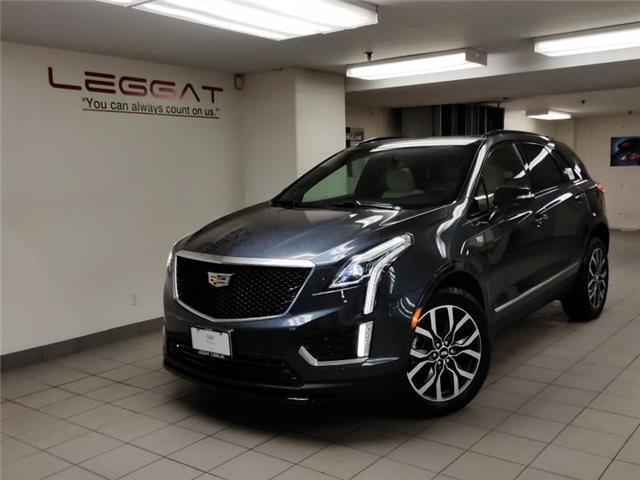 2021 Cadillac XT5 Sport (Stk: 219501) in Burlington - Image 1 of 17