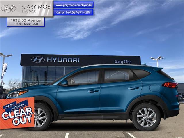2021 Hyundai Tucson Preferred w/Sun & Leather Package (Stk: 1TU6235) in Red Deer - Image 1 of 1