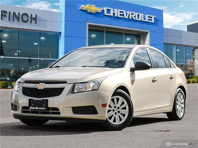 2011 Chevrolet Cruze LS (Stk: 107960) in London - Image 1 of 28